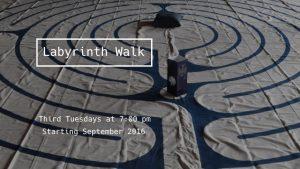 Labyrinth Walk @ Church of the Redeemer | Kenmore | Washington | United States