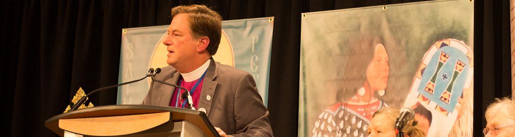 Bishop Rickel - Convention Address