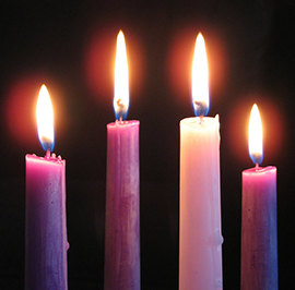 Advent Tells Us Christ is Near…