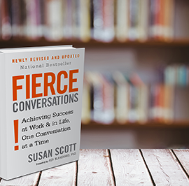 Fierce Conversations Study Guide – 2017 Lenten Book Selection