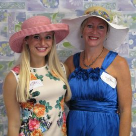 Love, Laughter & Sharing: Tea raises funds for outreach