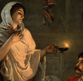 The Feast of Florence Nightingale, Nurse and Social Reformer