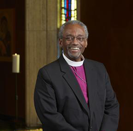 Presiding Bishop Curry's Western Washington Wanderings
