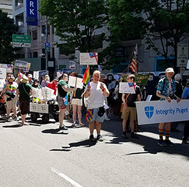 Pride 2017 – Marching for Love and Acceptance