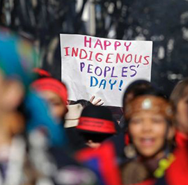 Reflections on Indigenous People's Day
