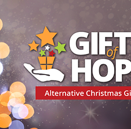 Gifts of Hope: Alternative Christmas Giving
