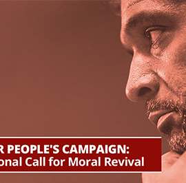 Bishop Rickel Extends Invitation to Mass Meeting of the Poor People's Campaign