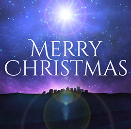Merry Christmas: A Message from Bishop Rickel