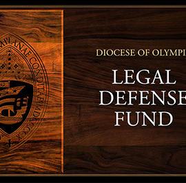 The Diocese of Olympia's Legal Defense Fund