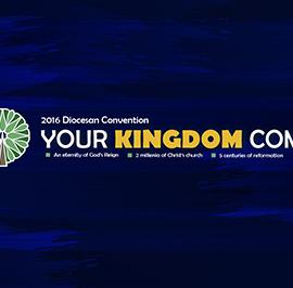 Bishop Rickel's 2016 Convention Address