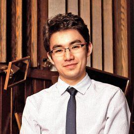 David Lim, organist
