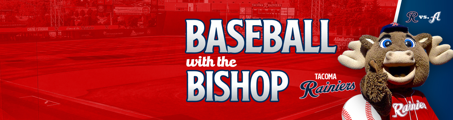 Baseball with the Bishop