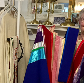Diocesan Altar Guild Offers Vestments and Much More to Local Congregations