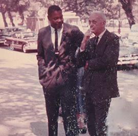 Saint Mark's Episcopal Cathedral Presents Commemorative Event for Seattle Civil Rights Leader Edwin T. Pratt
