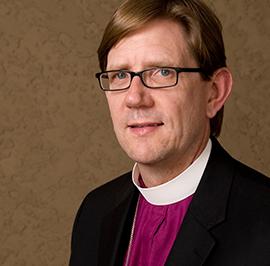 Bishop Prior of Diocese of Minnesota to Assist During Bishop Rickel's Sabbatical