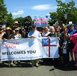 Pride Events in the Diocese of Olympia