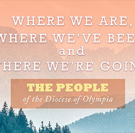 The People of the Diocese of Olympia: Treasurer's Report