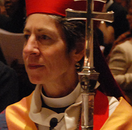 Former Presiding Bishop Schori to Speak Across the Diocese