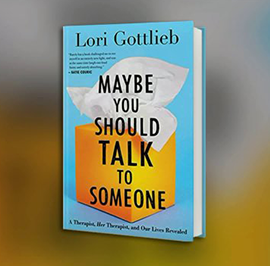 Bishop's Bookshelf: Maybe You Should Talk to Someone