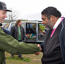 Bishop William Barber and Rev. Dr. Liz Theoharis Return to the Diocese of Olympia
