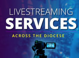 Live-Streaming Services in the Diocese of Olympia