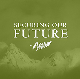 Securing Our Future: Saint Andrew's House 2020 Appeal