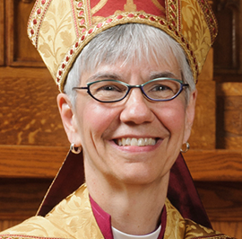 Bishop Melissa Skelton to Join Diocesan Staff as Assisting Bishop